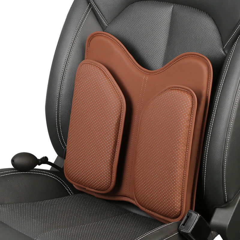 Reliable Auto Car Cushions Lumbar Support Memory Foam Back Cushion 38cm * 17cm * 18.5cm